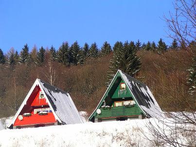 "Finnhütten ""Hohe Klinge"""