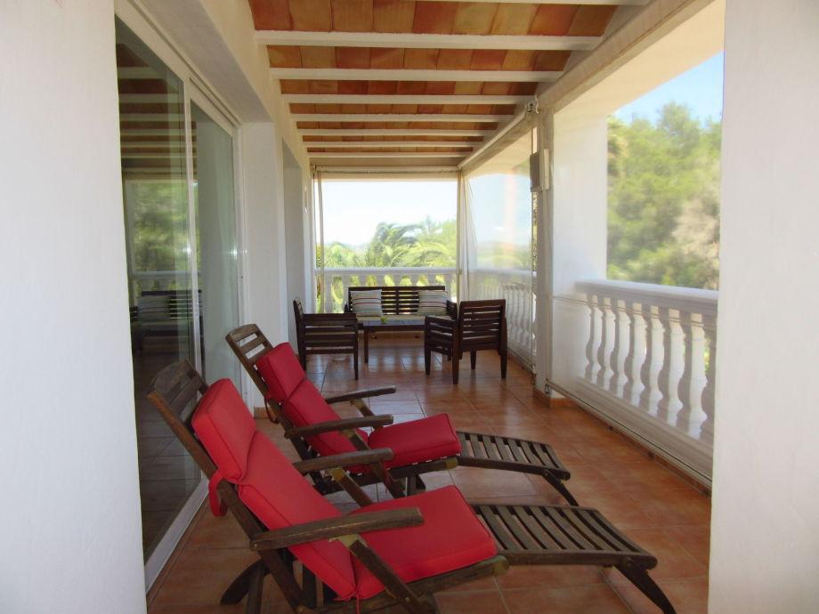 Außenaufnahme Casa Alta
