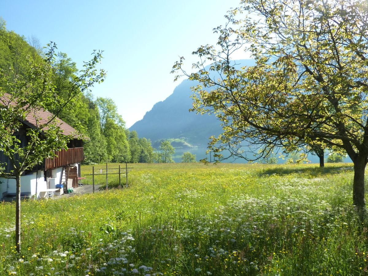 ferienhaus bauernhaus gasser obwalden frau heidy gasser. Black Bedroom Furniture Sets. Home Design Ideas