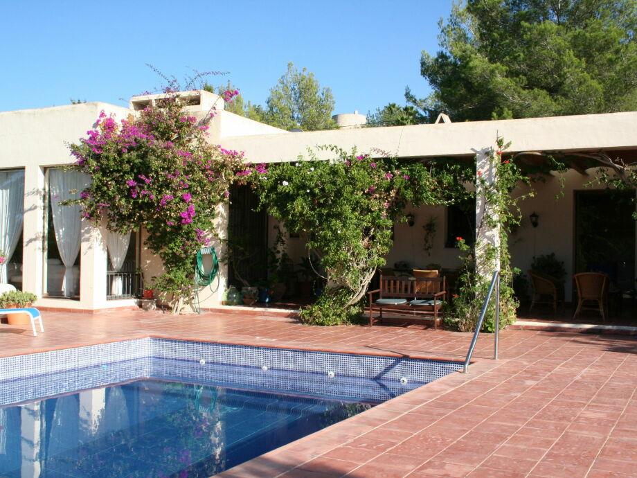 Außenaufnahme Casa Lourdes
