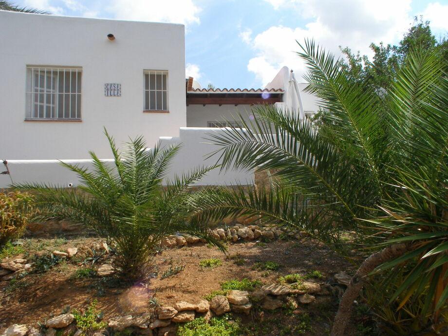 Außenaufnahme Casa Illa
