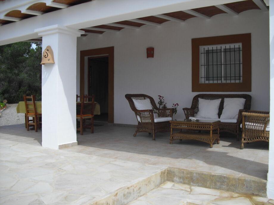 Außenaufnahme Casa Sa Paisa