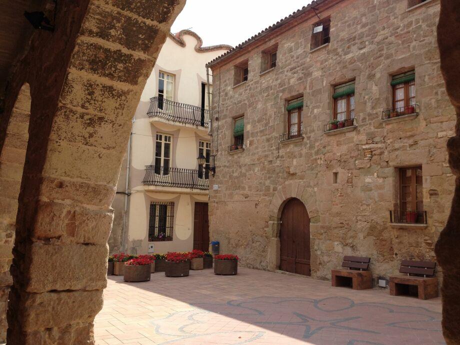 Außenaufnahme Casa L'Heriberto