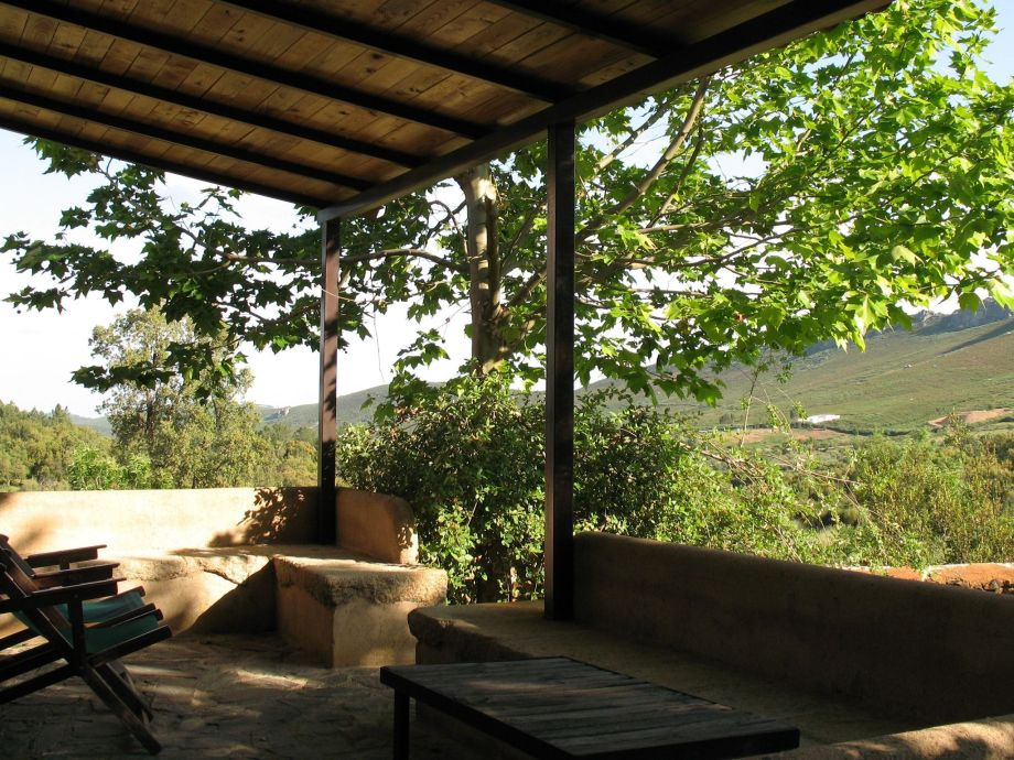 Außenaufnahme Quinta de la Sierra