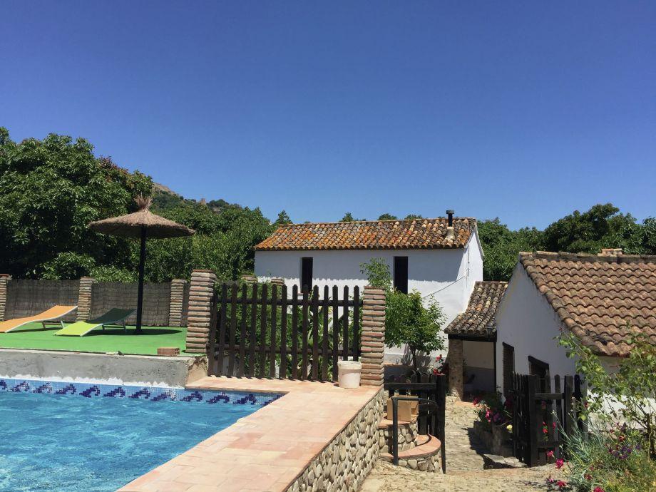 Außenaufnahme Huerta los Ríos - Casa Limón
