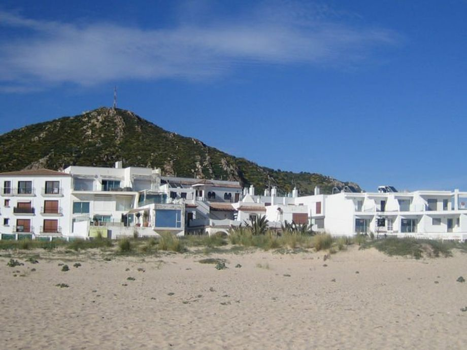 Außenaufnahme Zahara Playa