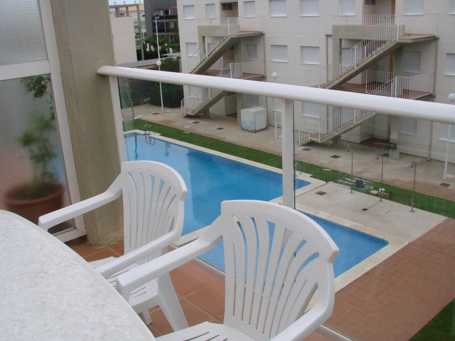 Außenaufnahme Apartamentos Serena Mar