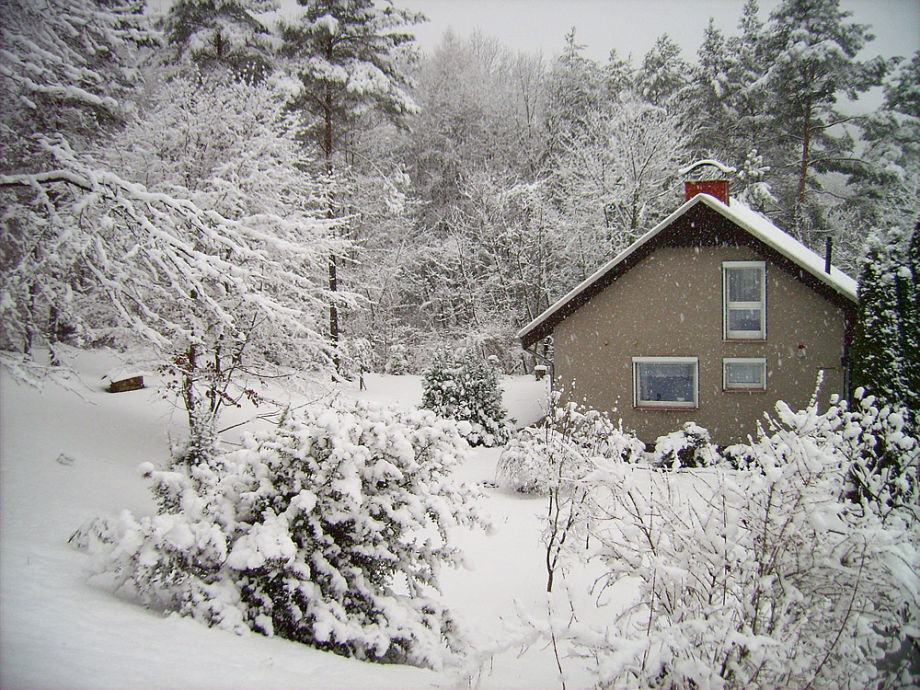 "FH ""Waldesruh"" im Winter"