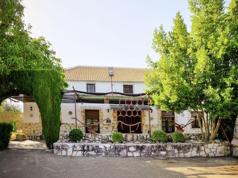 Außenaufnahme Villa Teresa
