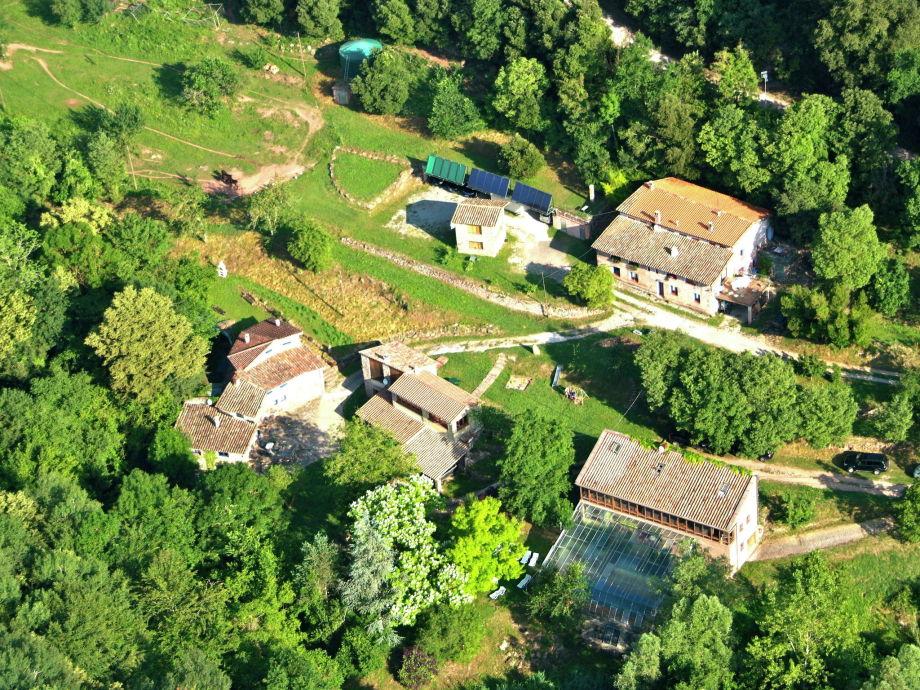 Außenaufnahme La Rovirota La Casa Solar