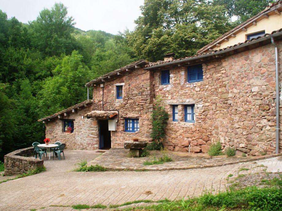Außenaufnahme La Rovirota Molí Vell