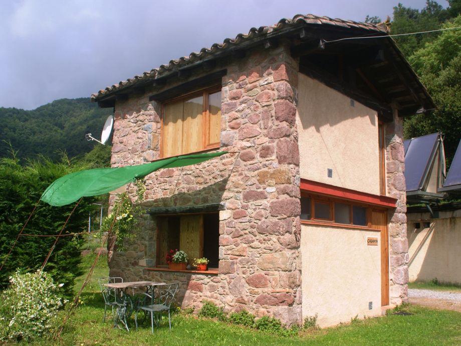 Außenaufnahme La Rovirota La Cabana