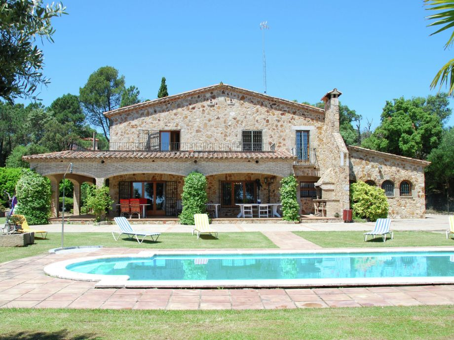 Außenaufnahme Villa Can Boira