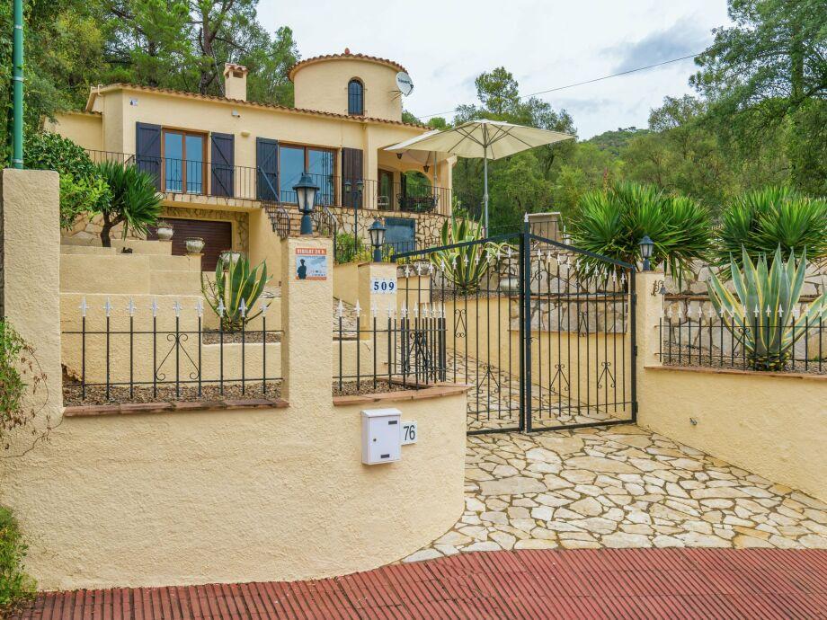 Außenaufnahme Villa Serena