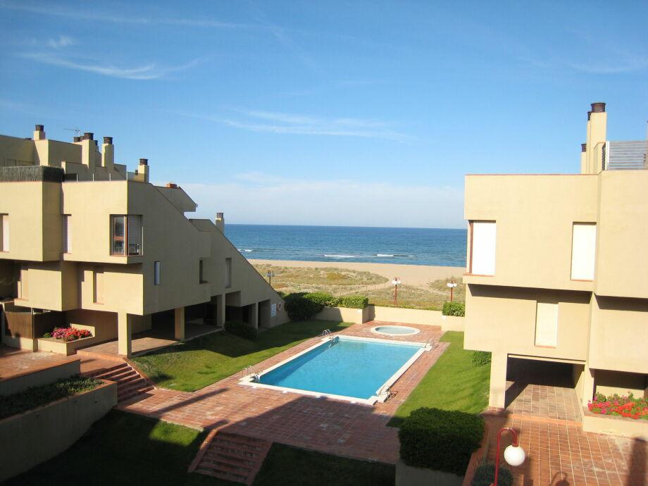 Außenaufnahme Villa de Golf