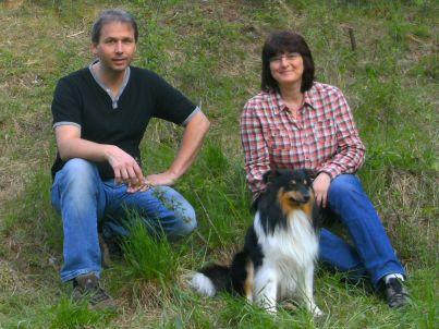 Ihr Gastgeber Michaela und Markus Herrmann