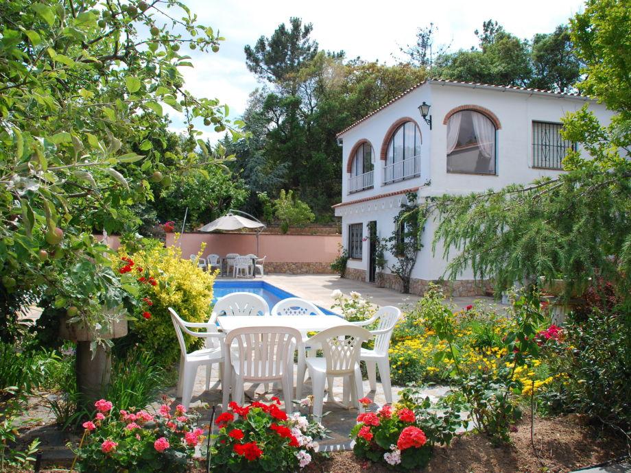 Außenaufnahme Casa Primavera