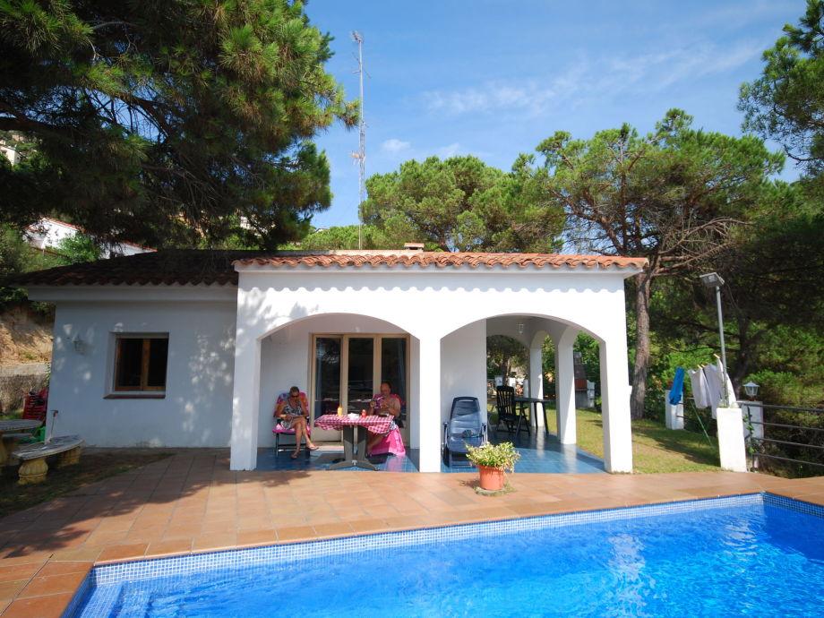Außenaufnahme Villa Senals