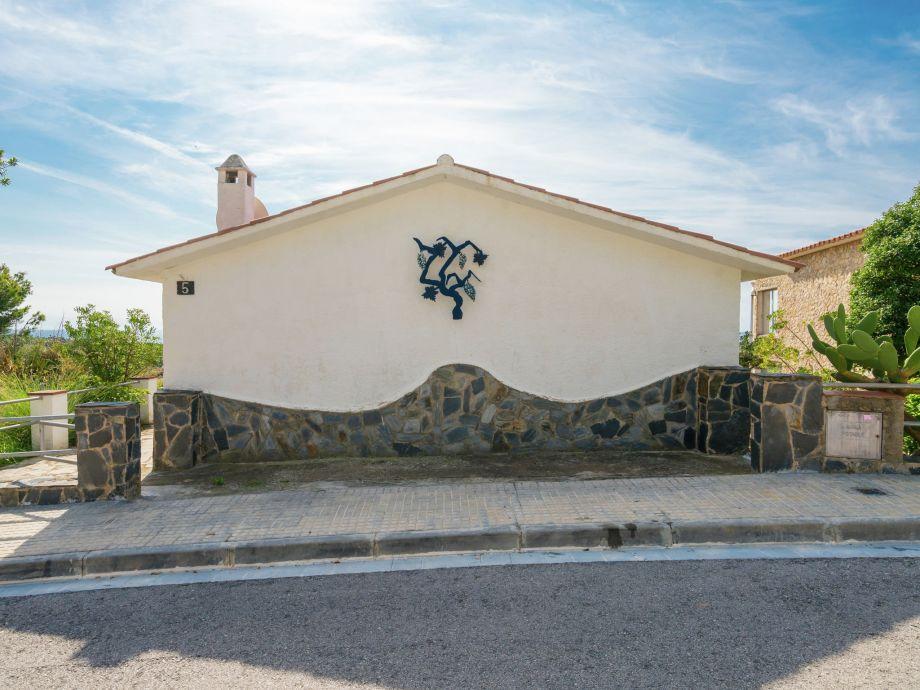 Außenaufnahme Casa del Vino