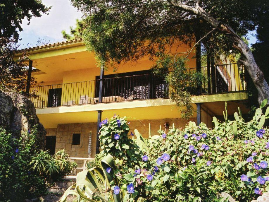 Außenaufnahme Casa Amarilla