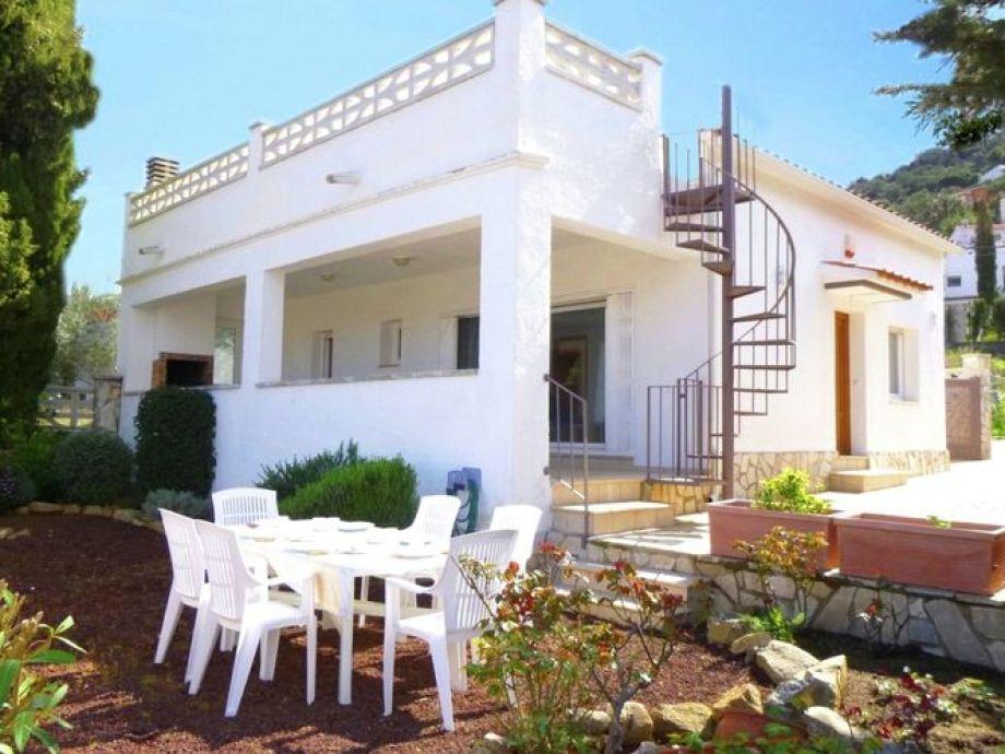 Außenaufnahme Casa Grecs