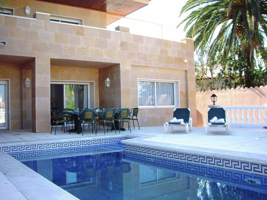 Außenaufnahme Villa Llobregat