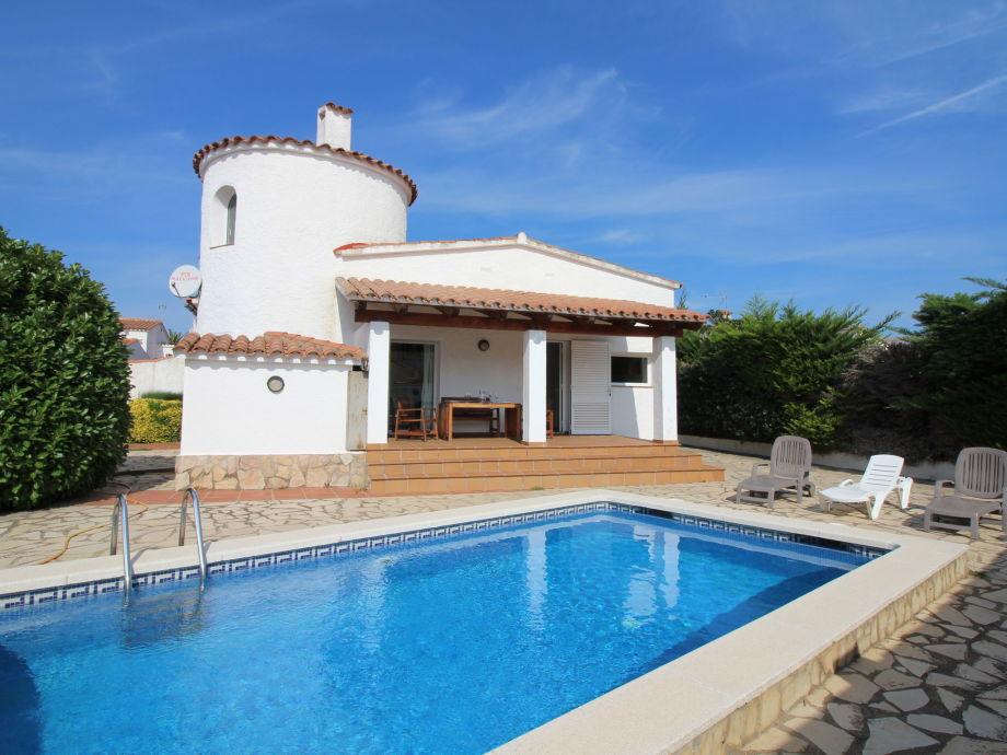 Außenaufnahme Villa Alberes C
