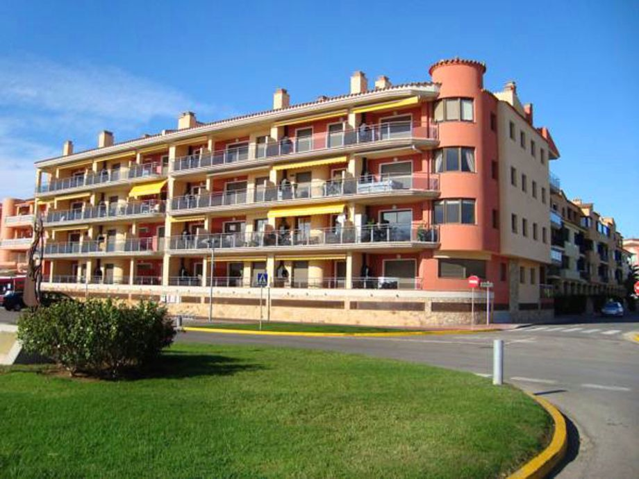 Außenaufnahme Apartamento  Blaucel  A