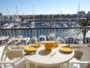 Ferienwohnung Port Grec dos
