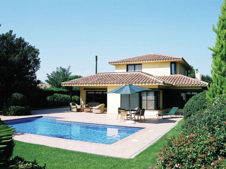 Außenaufnahme Villa Colma