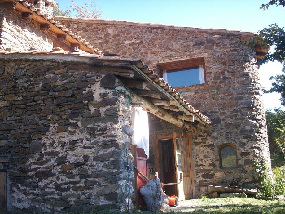 Außenaufnahme Casa Pirineo