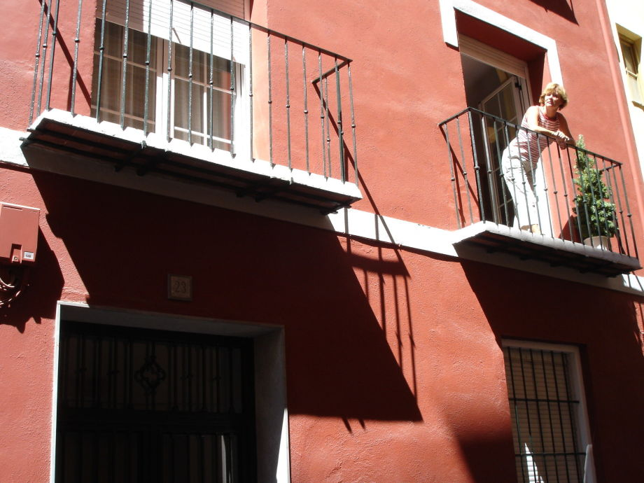 Außenaufnahme La Alcandora