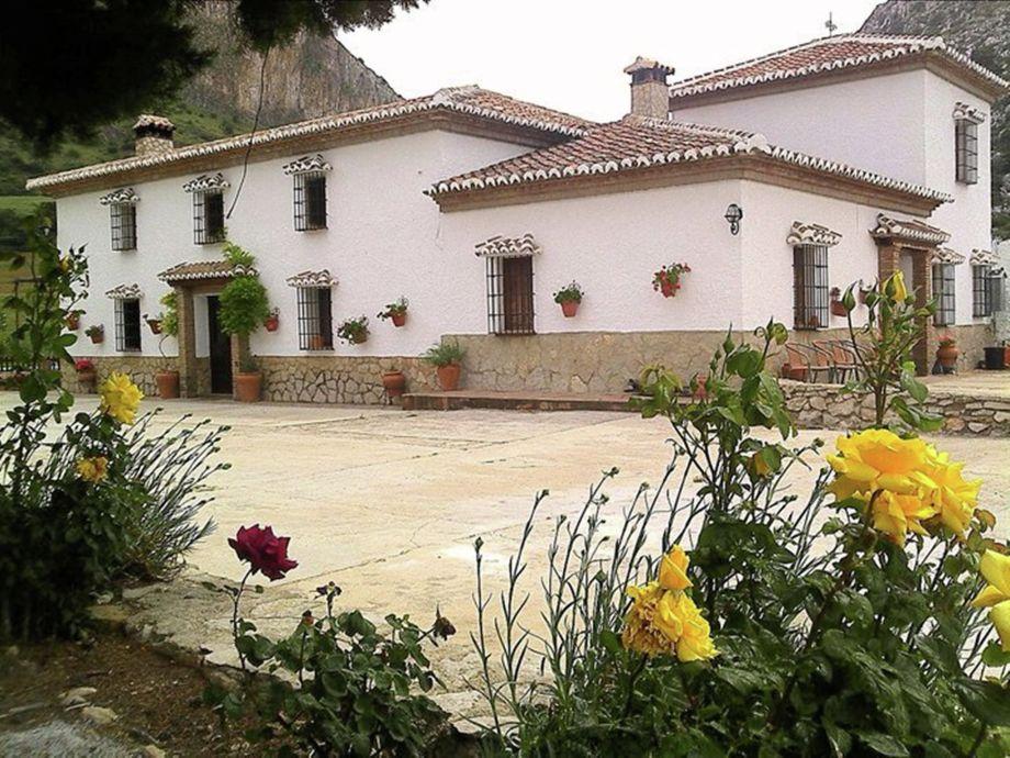 Außenaufnahme Cortijo Los Alazores