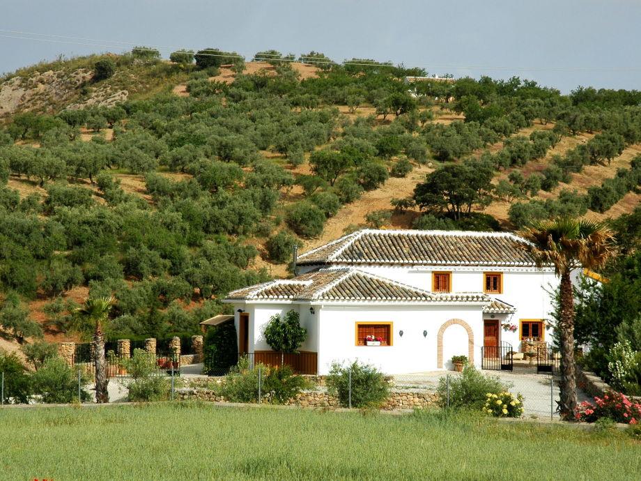 Außenaufnahme Casa Cabra