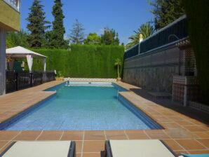 Ferienhaus Villa Rochd