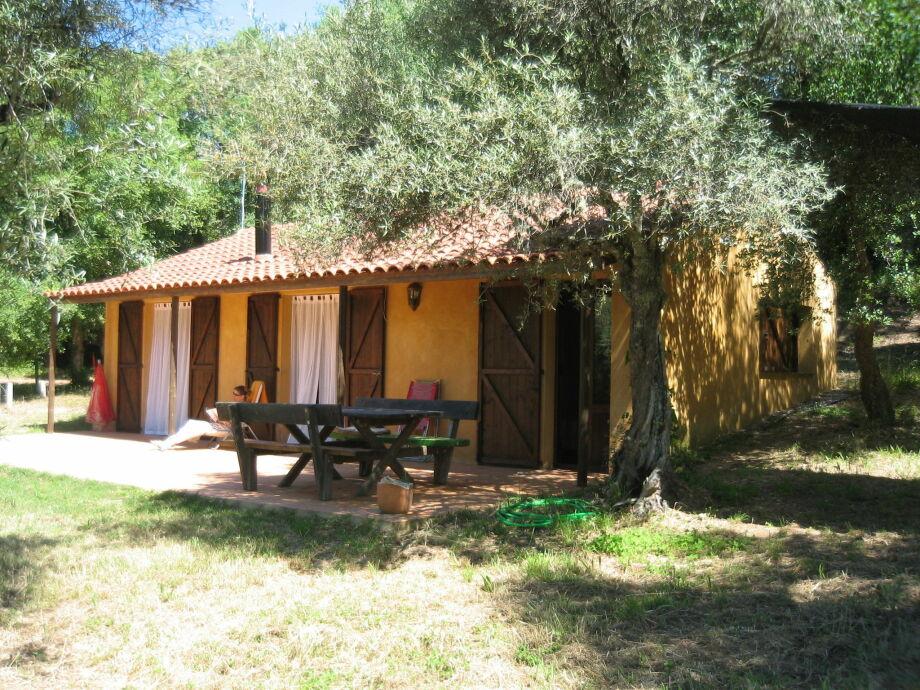 Außenaufnahme Casa Ocre