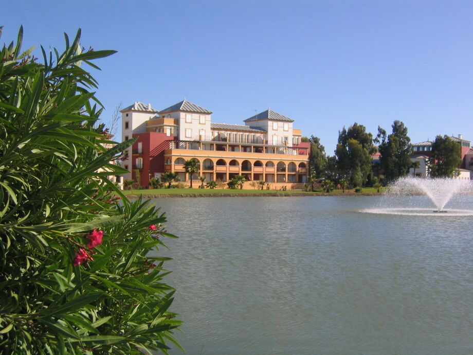 Außenaufnahme La Quinta de Isla Canela