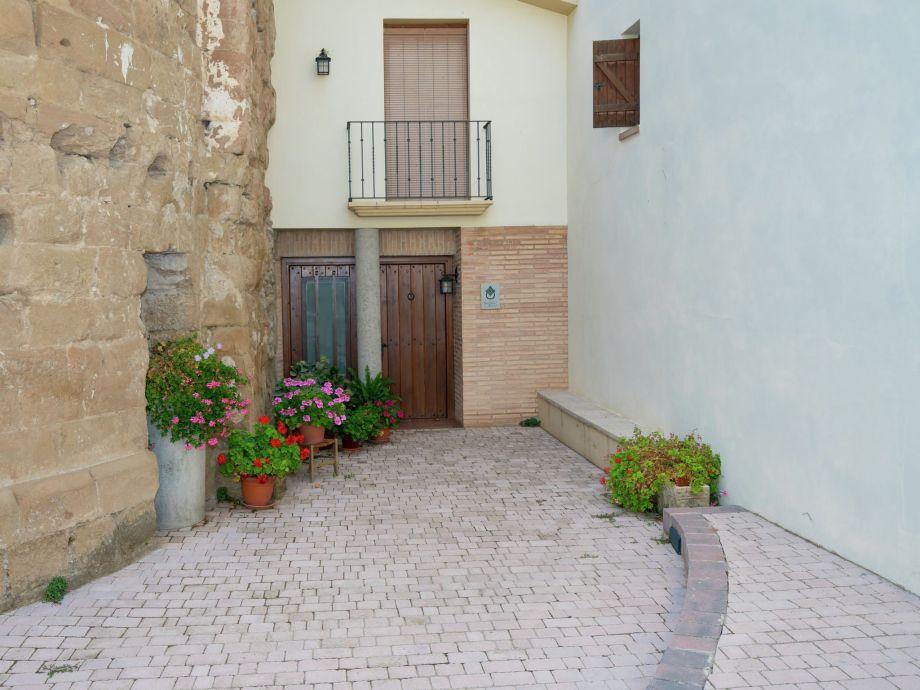Außenaufnahme Casa Canales