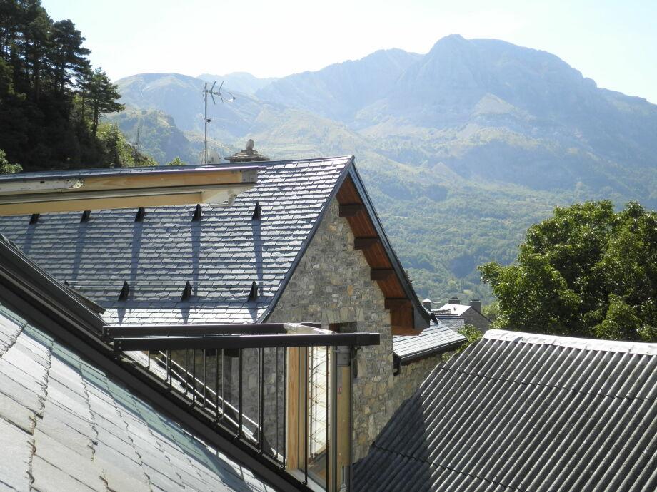 Außenaufnahme Casa Piluca