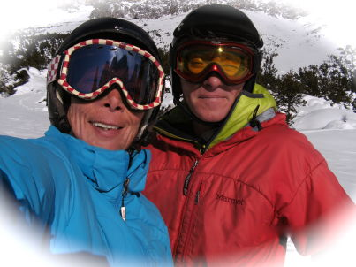Your host Klaus + Anita Steinberg
