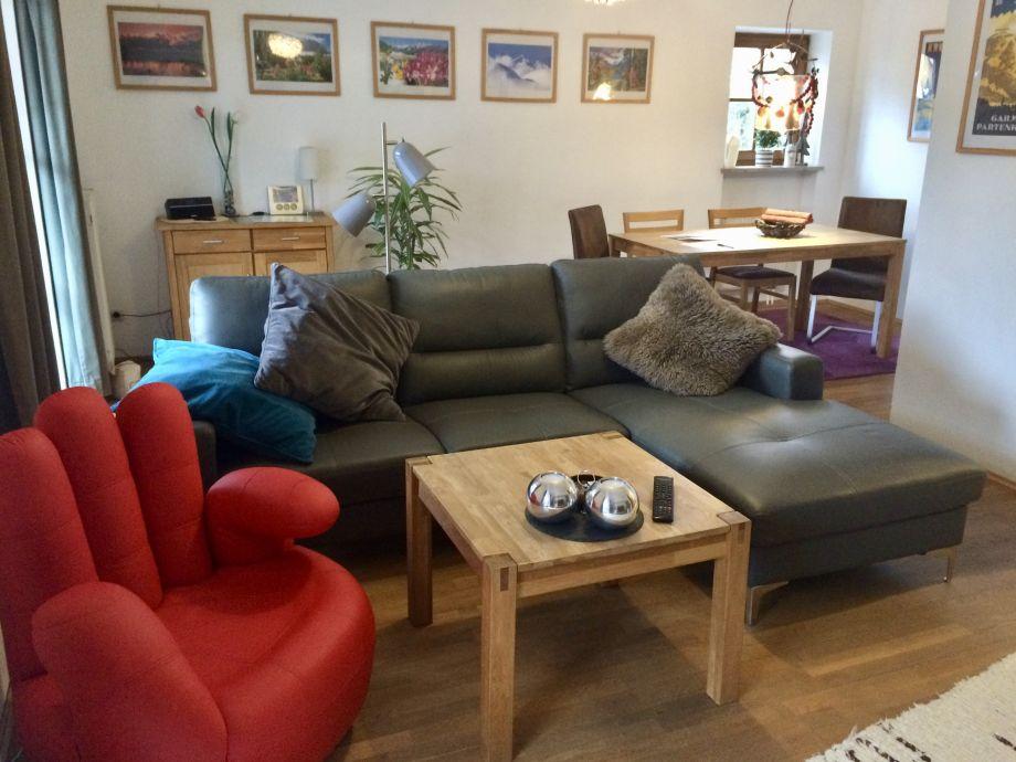 Living-dining-room