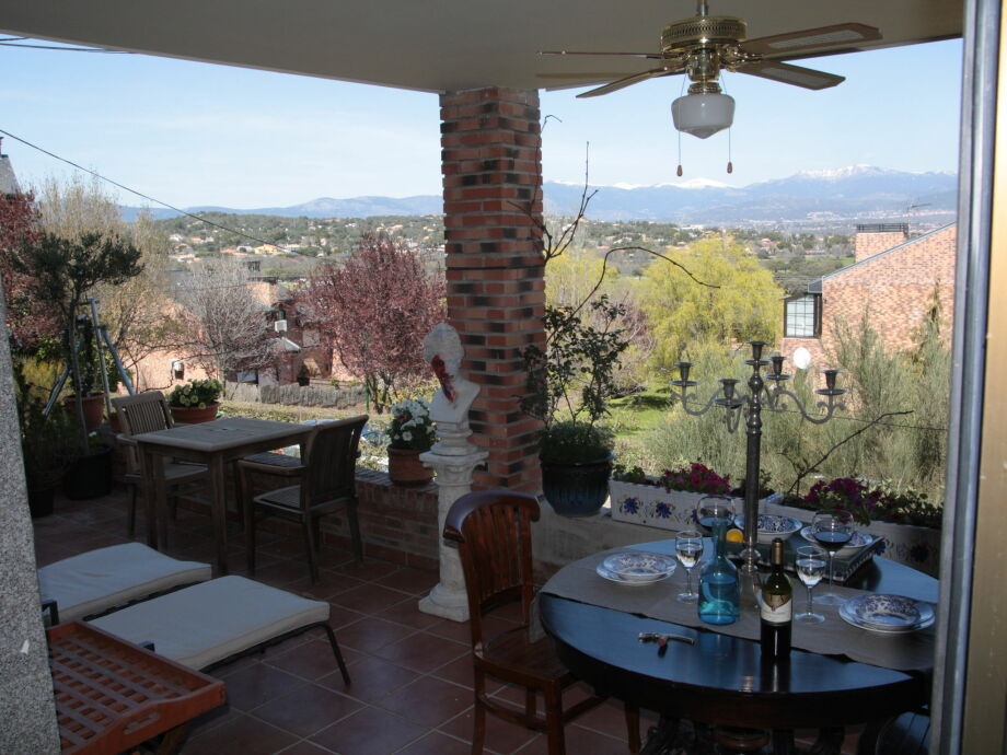 Außenaufnahme Casa Alegria