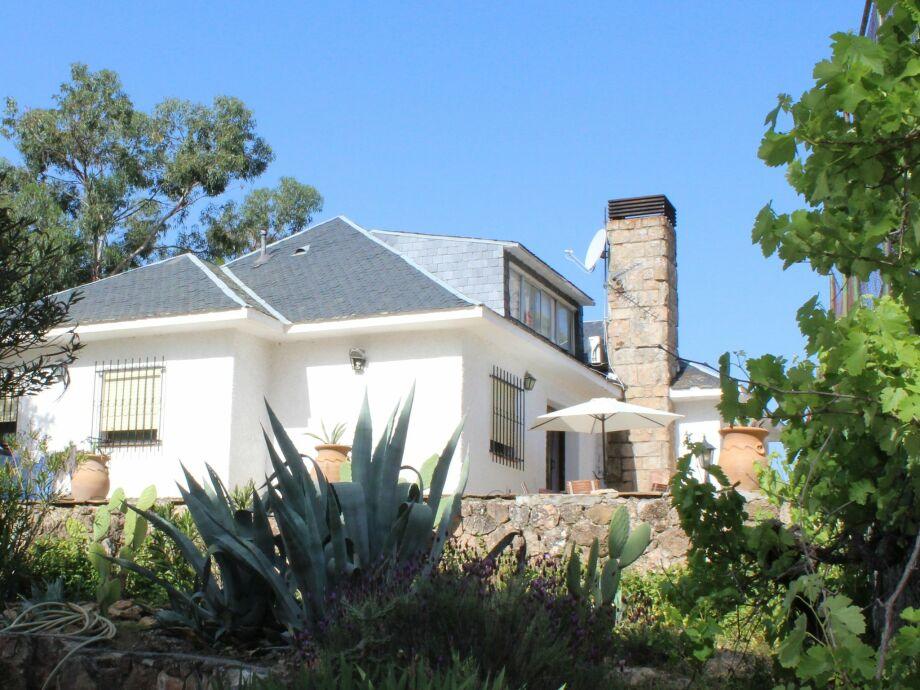 Außenaufnahme Casa Lavanda