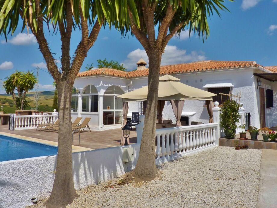 Außenaufnahme Casa Almogía
