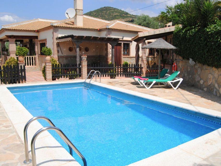 Außenaufnahme Villa Antisa