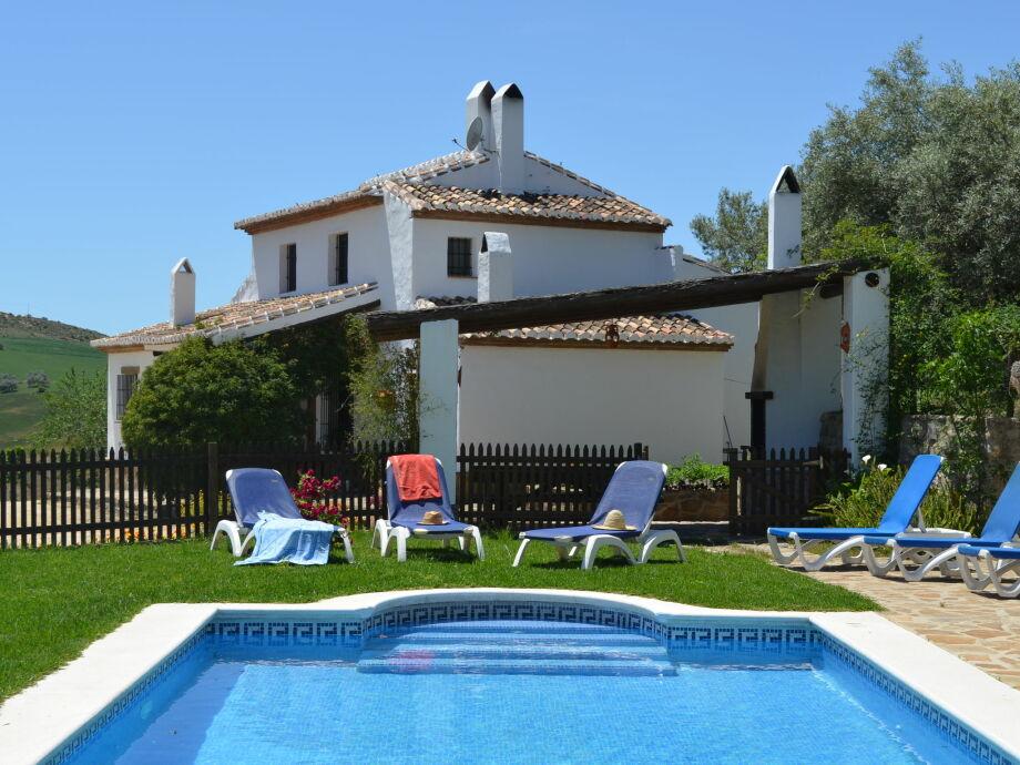 Außenaufnahme Villa los Huertos