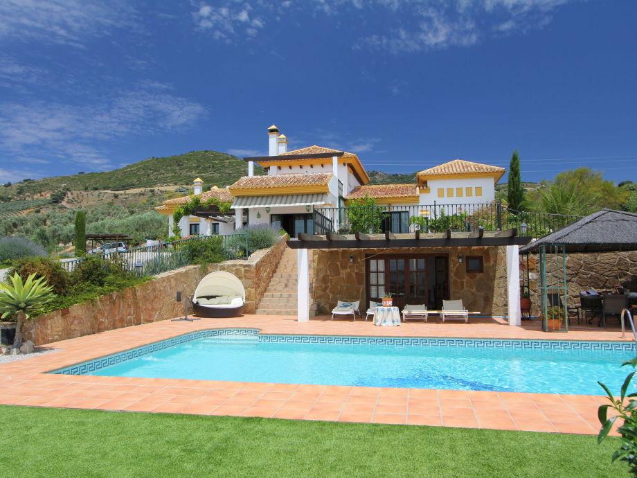 Außenaufnahme Villa Los Chaparros
