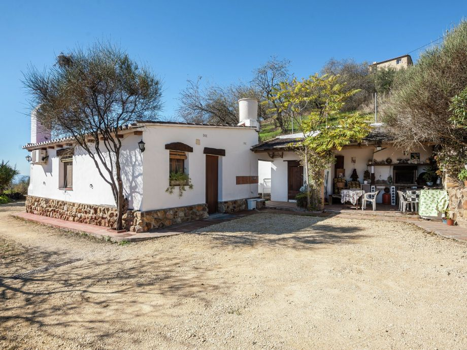 Außenaufnahme Casa Villa Campito
