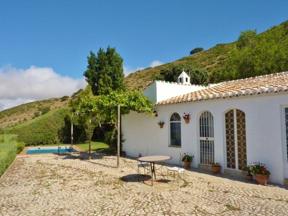 Außenaufnahme Casa Torcalillos