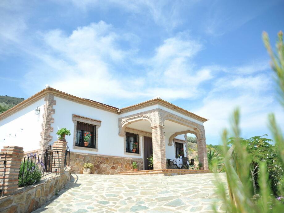 Außenaufnahme La Villa de Gema